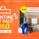 Shopee celebrates love this Valentine's Day with exciting deals