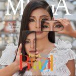 MEGA Magazine's Nadine Lustre's Brazil photos now in Vivo stores