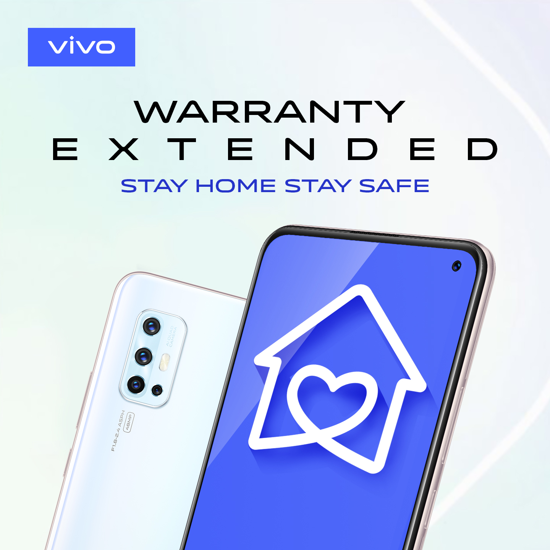 vivo provides free smartphone warranty extension