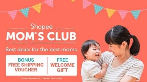 Shopee celebrates Mother's Day with the official launch of Shopee Mom's Club