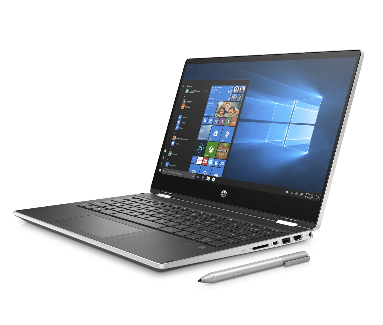 Complete your WFH/LFH set-up with HP laptops