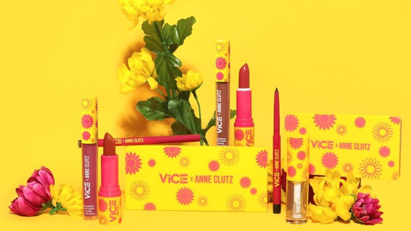 ANNEleash your ganda with Vice Cosmetics on Shopee from October 19-22