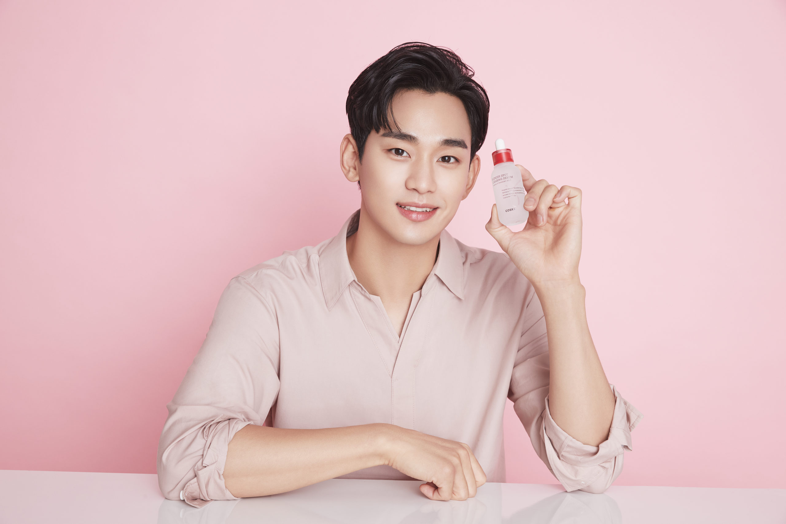 COSRX Mega sale up to 60% discount off on Shopee; Kim Soo Hyun as COSRX ambassador