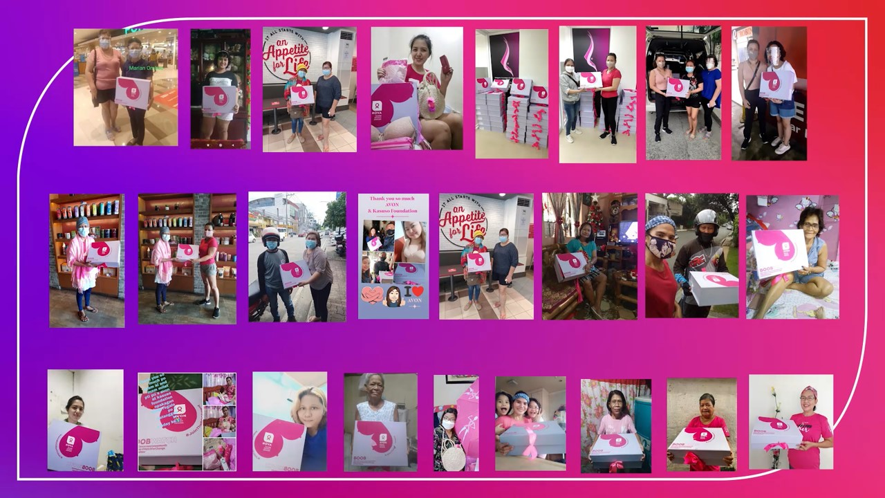 Over 14,000 Participate in Avon's Events for Breast Cancer Awareness Month