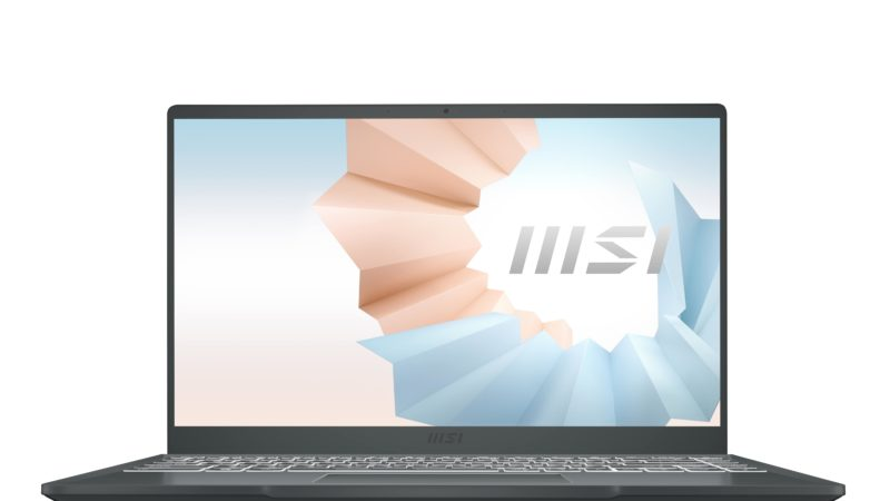 MSI launches new laptops for their Business and Productivity lineup