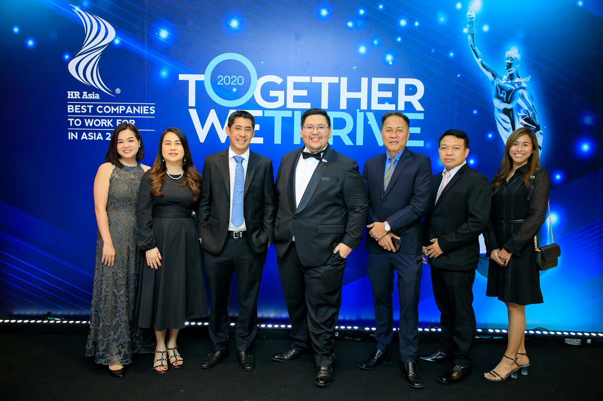 URC-Thailand cited as among the best companies to work for in Asia