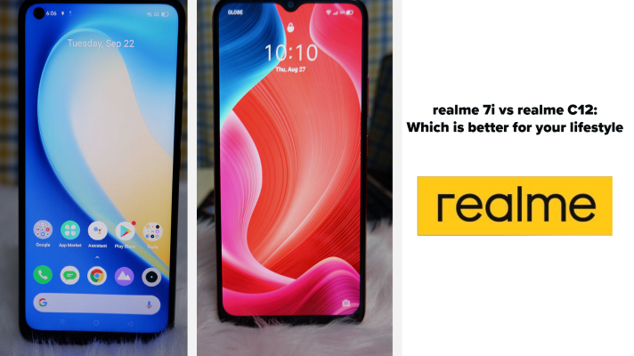 realme 7i vs realme C12: Which is better for your lifestyle