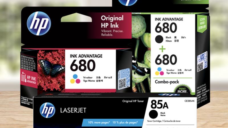 Capture 2021's best memories in printouts with Original HP Supplies