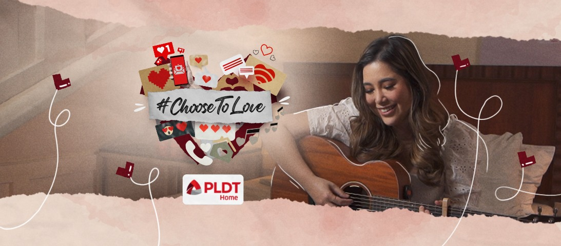 Moira Dela Torre, PLDT Home collaborate for Valentine's music video