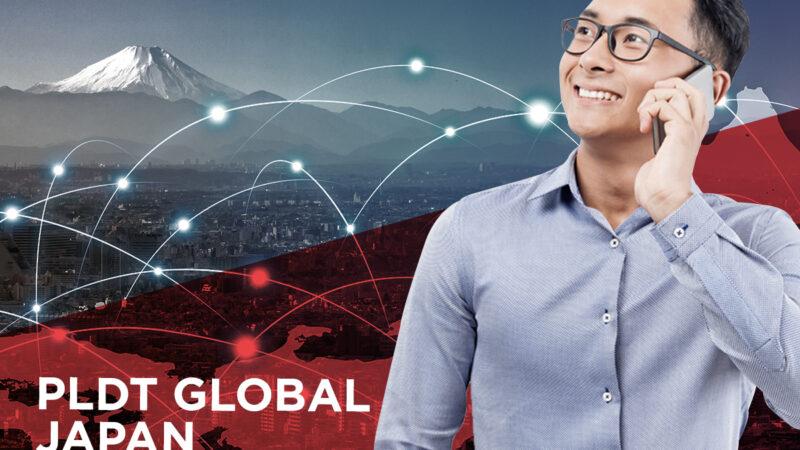 PLDT Global accelerates digital connectivity for enterprises in Japan