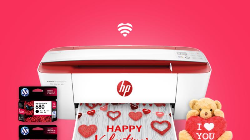 Original Print, Original Love: Make it more personal with Original HP printouts