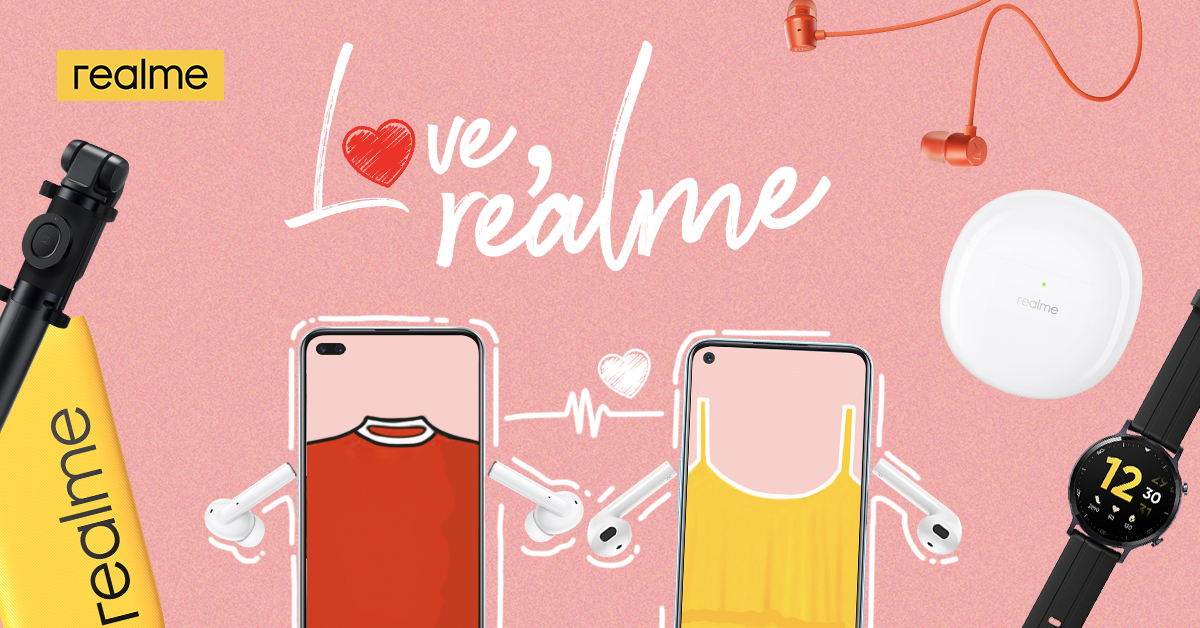 """""""Love, realme"""" Valentine's Day special offers awesome couple deals, dinner date this love month"""