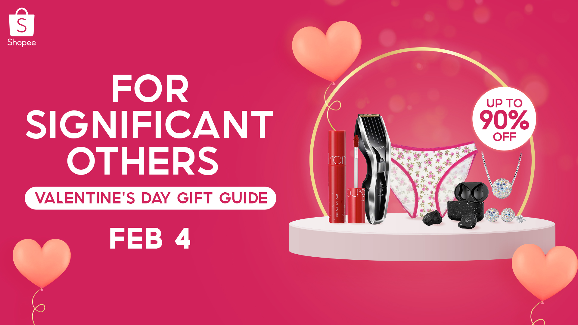 Make Your Significant Other Feel Loved with these Special Valentine's Day Gifts