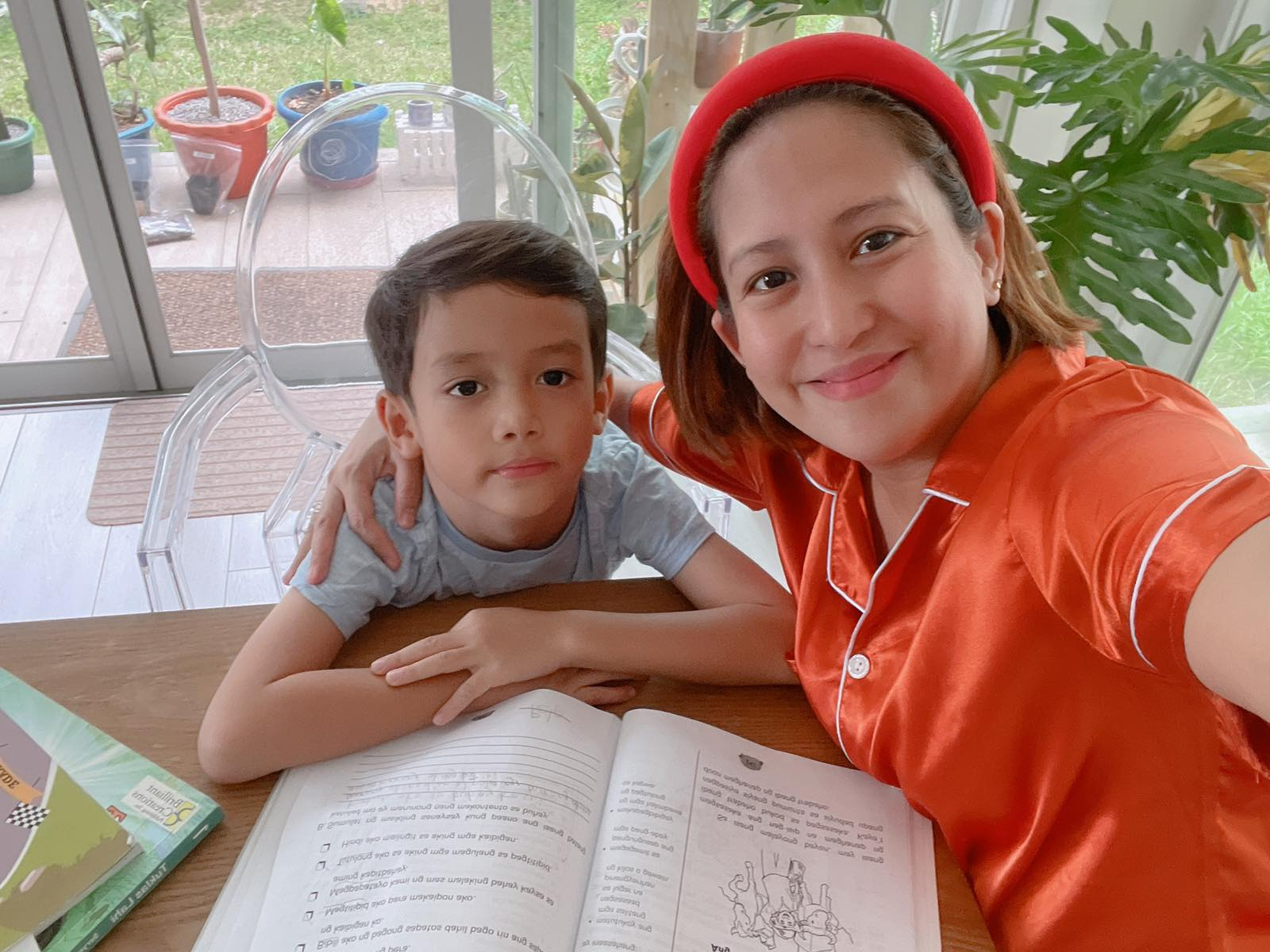Jolina Magdangal shares how she takes care of her family in the new normal