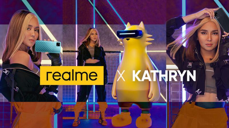 Kathryn Bernardo embodies realme's Dare to Leap attitude as brand's celebrity ambassador