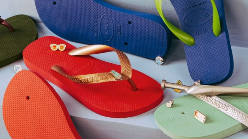 Treat yourself this summer with flip flops, get amazing discounts from Shopee and Havaianas