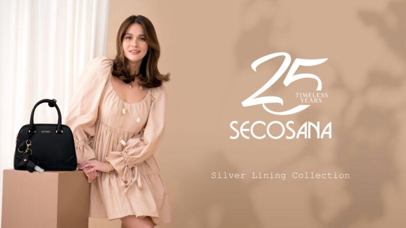 All-Filipino iconic fashion accessories brand Secosana celebrates 25 years